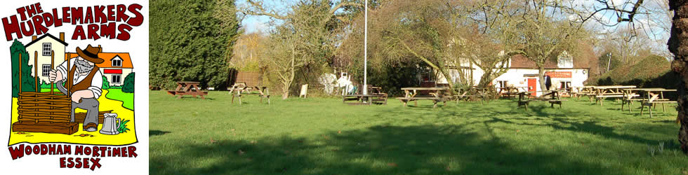 The Hurdlemakers Arms, Woodham Mortimer, Essex